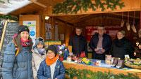 Nur noch heute – Fairtrade auf Bühler Adventsmarkt