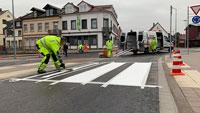 Kreisel in Bühl morgen Mittag wieder frei – Rund 936.000 Euro Kosten