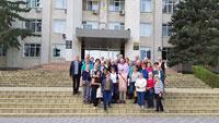 Erste Bürgerreise nach Moldawien – Bühler erkunden Partnerstadt Kalarasch