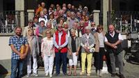 """Baden-Badener auf Traumreise – """"Kultur und Lukullisches"""" in Partnerstadt Moncalieri"""