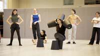Kostenlose freie Plätze für Tanz-Event im Festspielhaus - Eigene kleine Choreografien von 80 Jugendlichen