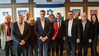 """""""Missverständnis"""" in der Baden-Badener CDU – Schauplatz jüdisches Gemeindezentrum"""