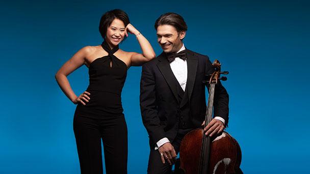 Premiere im Festspielhaus – Gemeinsames Konzert von Yuja Wang und Gautier Capuçon