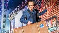 """Kabarettist Christoph Sonntag in Baden-Baden – """"Wörldwaid!"""" im Kurhaus"""