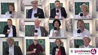 HEUTE GENAU VOR EINEM JAHR: Baden-Badener und ihr Verhältnis zur Kunst – Von OB Mergen bis Valentina Juschina – Interviews im Kunsthaus Museum Elisabeth Frietsch-Eyer