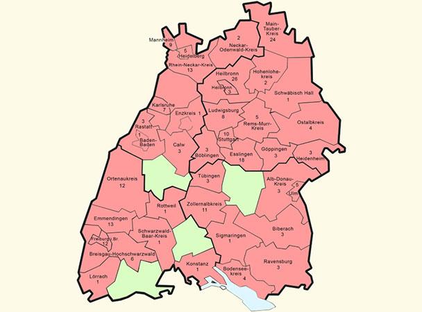Corona Aktuell Baden-Württemberg