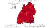 """Baden-Baden 7-Tage-Inzidenz 92,4 – Landkreis Rastatt 124,4 – Kretschmann will """"weitere und schärfere Maßnahmen"""" bei Kanzlerin durchsetzen"""