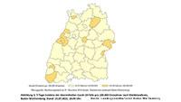 Auch Landkreis Rastatt droht Stufe 2 – Baden-Baden 10,9 – Anteil Delta-Variante steigt auf 55 Prozent