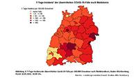 7-Tage-Inzidenz in Baden-Baden 74,3 – Landkreis Rastatt 82,1 – Hoffen und bangen auf Dienstag