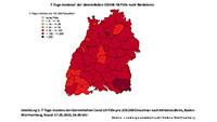 Weiter kein Trendwechsel – 7-Tage-Inzidenz Baden-Baden 92,4 – Landkreis Rastatt 100,3 – Maßnahmen an Arbeitsplätzen erwartet