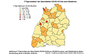 Vor einigen Tagen wäre die Aufregung groß gewesen – 7-Tage-Inzidenz in Baden-Baden springt auf 58,0