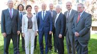 """""""Baden-Baden für Paris ein attraktives Reiseziel"""" - OB Mergen möchte mehr TGV- und ICE-Halte - Auch Wolfgang Grenke und Frank Mentrup aktiviert"""