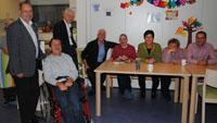 OB besucht Lebenshilfe in der Cité - beeindruckt von vielfältigem Angebot