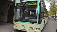 Sanierung Yburgstraße trifft den Busverkehr – Wie fahren die Buslinien 214, 216 und 261?