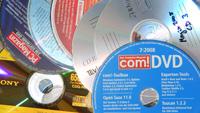 Alte CDs und DVDs beim Bürgerbüro abgeben - Beitrag zu Umweltschutz und Wiederverwertung
