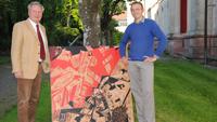 OB begrüßt neuen Baldreit-Stipendiaten Frank Lippold