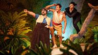 """""""Dschungelbuch – das Musical"""" – Kinderbuchklassiker in der BadnerHalle"""