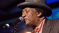 """US-Sänger EB Davis in Baden-Baden – Blues-Größen bei """"Rhythm & Blues"""""""