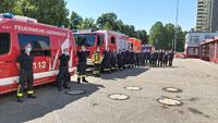 """21 Einsatzkräfte aus Landkreis Rastatt helfen in Überschwemmungsgebieten – """"Zunächst zurückhaltend, weil wir sicherstellen wollten, dass noch genügend qualifizierte Helfer vor Ort sind"""""""