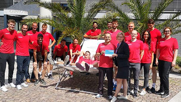 Wieder Bundesliga-Luft in Bühl – Bisons starten in die Vorbereitung – Grundstein mit Workshop in der Caracalla-Therme