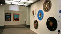 """Städtische Galerie Fruchthalle öffnet morgen wieder - """"Malzeit"""" mit Werken von Gerhard Neumaier"""