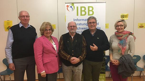Baden-Badener Rathaus berichtet von gutem Start der IBB-Stelle – Unterstützung für psychisch erkrankte Menschen