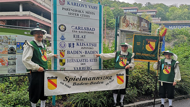 Baden-Badener Klänge in Karlovy Vary – 24. Karlsbader Folklorefestival