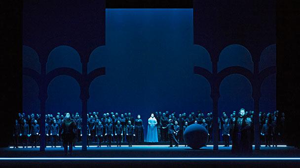 Otello-Premiere bei Osterfestspiele in Baden-Baden – Zubin Mehta galt Beifall und Liebe des Publikums – Konnte nichts aus dem Orchester herausholen, was nicht in diesem vorhanden ist