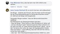"#SocialMediaBaden-Baden – Kommentare zu ""Baden-Badener Bürger kontrovers beim Klimadialog mit OB Mergen"""