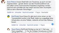 """#SocialMediaBaden-Baden – Kommentare zu """"Widerstand gegen Touristen-Busbahnhof in Baden-Baden wächst"""""""