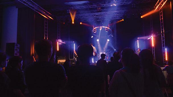 Festivalsommer für Baden-Badener Jugend – Musik und Festivaltag mit Vereins-Tischkicker-Turnier