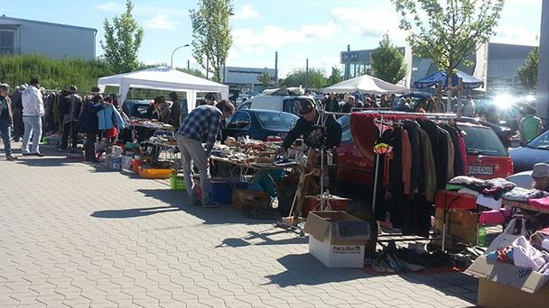 Flohmarkt Sinzheim