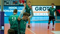 Erstes Spiel des Jahres für Bühler Bundesligisten – Bisons erwarten VfB Friedrichshafen