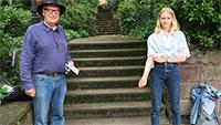 """Fridays for Future und Bildhauer Rennertz laden zum Müllsammeln – Florentinerberg """"unter der Jugend der Stadt beliebter Aufenthaltsort"""""""