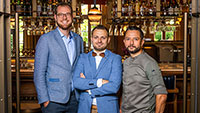 Baden-Badener Gastronomie kommt langsam wieder in Schwung – Neues Team in Brenners Restaurant Fritz & Felix
