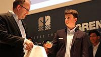 2.000 Schachspieler in Karlsruhe – Grenke Chess Open startet mit neuem Teilnehmerrekord
