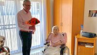 Hauenebersteinerin wird 105 Jahre alt – Frieda Ulrich lebt und feiert in Bühl