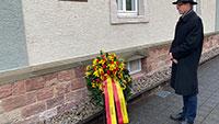 """Stadt Rastatt gedenkt der Opfer des Nationalsozialismus – Bürgermeister Arne Pfirrmann: """"In Rastatt waren die Taten besonders niederträchtig"""""""