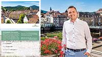 Stadtverwaltung Gernsbach mit Angebot an die Bürger – Befragung zu Altstadtentwicklungsprozess per Postkarte