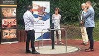 """""""Gernsbach hilft"""" – Erstes barrieregerechtes Spielgerät im Kurpark"""