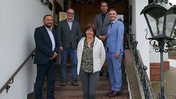 Schöner alter Brauch in Gernsbach – Würdigung engagierter Mitarbeit