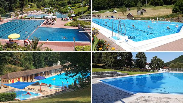 Letzte Chance im Sommer 2021 – Auch in Gernsbach Ende der Freibadsaison