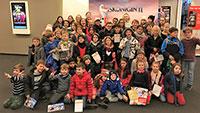 Eine große sportliche Baden-Badener Kinderschar – Jahresfeier des SCL Heel