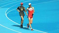 Olympia-Teilnehmer Dohmann und Seiler starten im Aumattstadion – Baden-Württembergische Meisterschaften in Baden-Baden