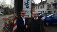 Wolfgang Heilenz regelt Zukunft seines Unternehmens - Michael Lang übernimmt Heilenz ab dem 1. Januar