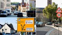 """Stadtrat Werner Henn beobachtet Missstände in Baden-Oos – """"Ein Verkehrsleitschild, das genau das Gegenteil bewirkt"""""""