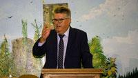 Bühler OB-Wahlkampf geht in heiße Phase – Hubert Schnurr stellt Wahlprogramm vor