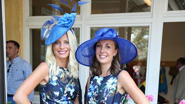 Morgen Tag der Ladies in Iffezheim – Stark besetzte Gruppe-Rennen und Fotoaktion mit Topmodell