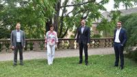 """IHK-Hauptgeschäftsführer im Baden-Badener Rathaus – Absage von Kulturveranstaltungen und Kongresse – """"Hürden mit Blick auf Freizeitpark in Rust nicht immer nachvollziehbar"""""""