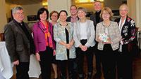 Baden-Badener Frauen Union feierte Jahresanfang mit Spendensammlung – Sparschwein `Lebenshilfe`